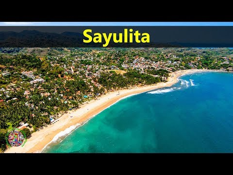 Best Tourist Attractions Places To Travel In Mexico | Sayulita Destination Spot