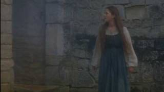 This is my favorite love scene ever. It's from the movie Ever After...