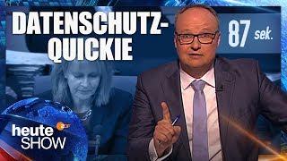 In 87 Sekunden zum Big-Brother-Gesetz: Bundestag killt den Datenschutz