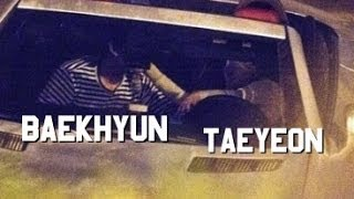 SNSD Taeyeon and EXO Baekhyun are DATING!