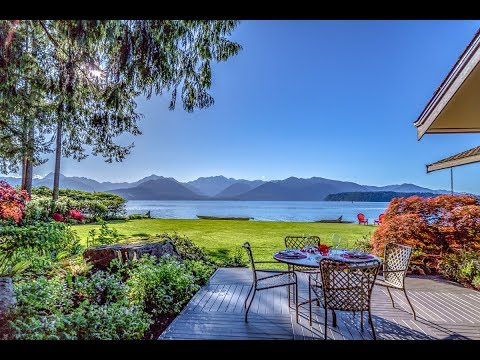 Timeless Masterpiece - Seabeck Highway Waterfront