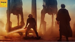 Everything RIGHT with THE LAST JEDI | Evacuation of D'Qar
