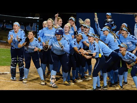 UNC Softball: Tar Heels Take Down Illini in Home Opener