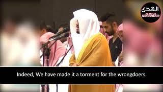 The Tree of <b>Zaqqum</b> | Sheikh Yasser Al-Dosari | Beautiful Qur'aan ...