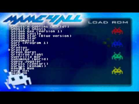 PSP - MAME- Mame4all 4 9 r2 | PSX-Place