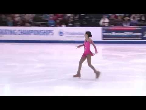 Ai Setoyama - 2013 US Figure Skating Championships Intermediate Ladies LP