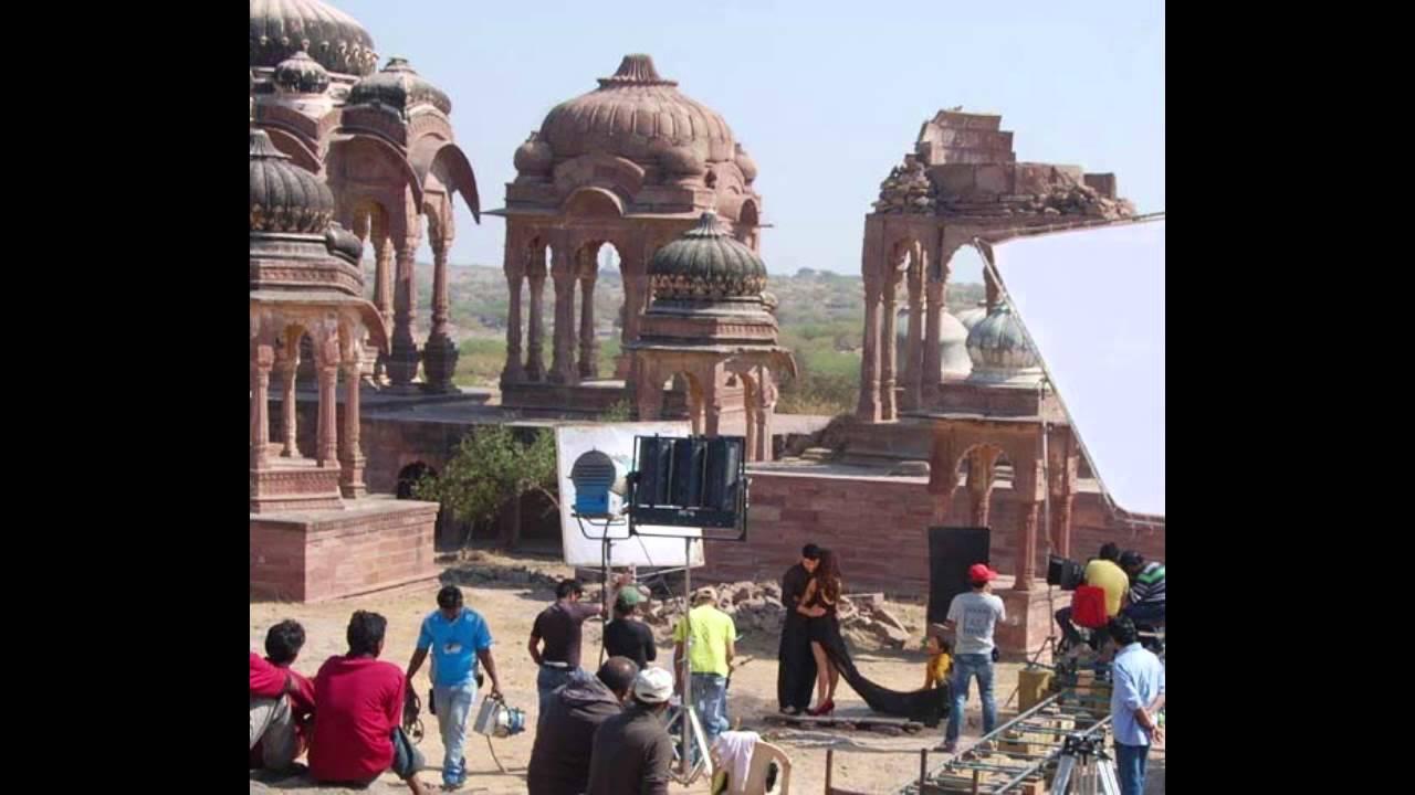 Kapil Sharma Shoots A Romantic Song
