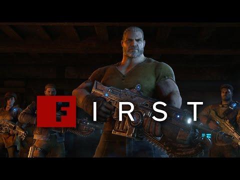 Новую расу врагов показали в геймплейном ролике игры Gears of War 4