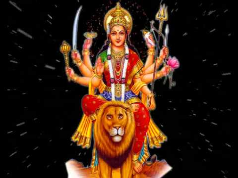 durga mata background hd youtube