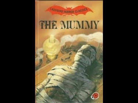 The Mummy Ladybird Horror Classics