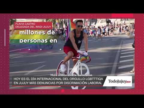 Colectivo LGBT: en Jujuy las denuncias por discriminación son en el ámbito laboral