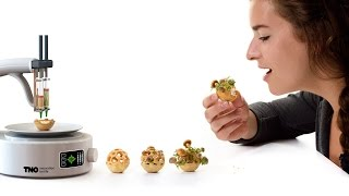 "3D-printing With Living Organisms ""could Transform The Food Industry"""