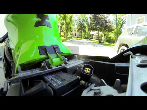 How to get more horsepower out of your zx6r: Jumper MOD Install
