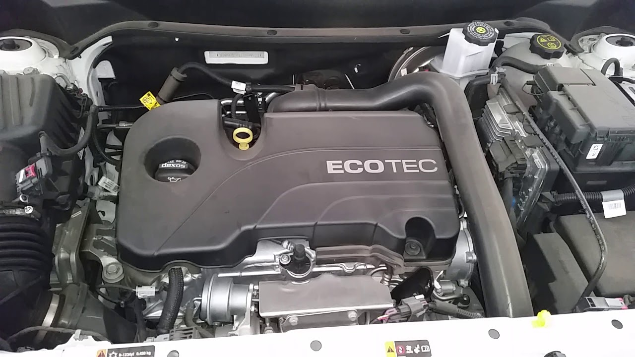 2018 To 2022 Gm Chevrolet Equinox Ecotec 1 5l Turbo I4 Engine