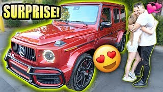 Surprising EX Girlfriend With Her DREAM $200,000 CAR! *she took me back*