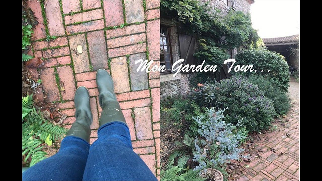 Mon garden tour