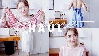 TRY ON HAUL | Sommerklamotten von Asos & Zara
