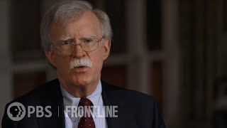 The Choice 2020: John Bolton (interview) | FRONTLINE