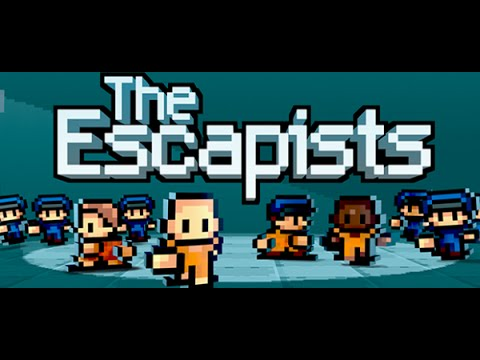 видео: TheEscapists!№1 Пиксельная тюряга!