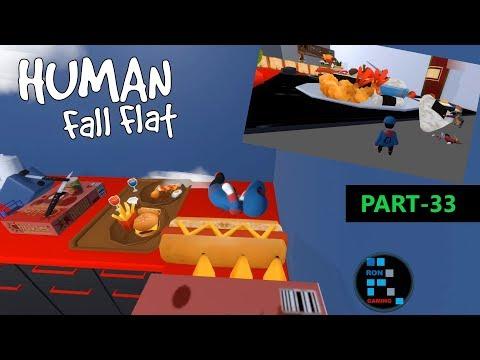 [Hindi] Human: Fall Flat | This Map Will Make You Hungry (PART-33)