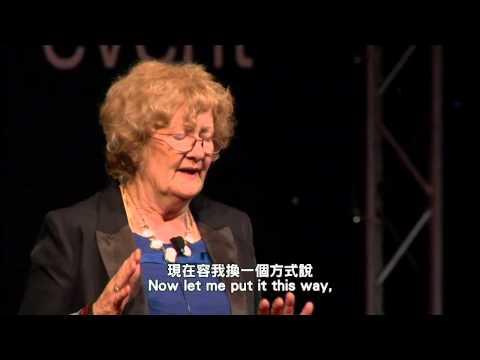 TEDTalks 》Patricia Ryan:別堅持說英語!(中英字幕)