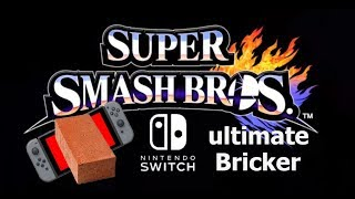 SUPER SMASH BROS ULTIMATE BRIKER NINTENDO SWITCH CUIDADO!!