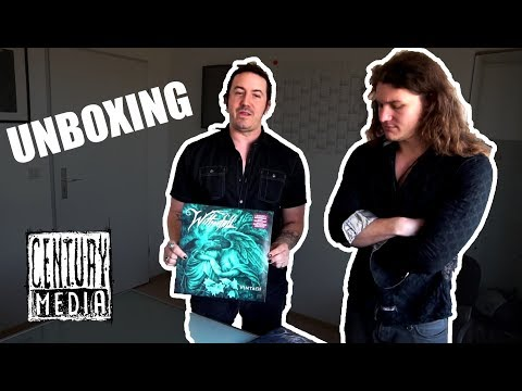 WITHERFALL - Vintage / A Prelude To Sorrow (Unboxing)