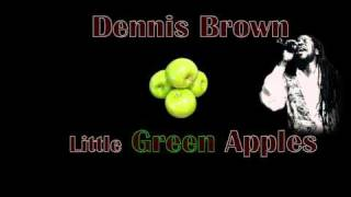 Dennis Brown - Little Green Apples