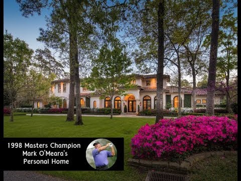 Fore Sale? Pro Golfer Mark O'Meara Selling His $3.69M Houston Mansion