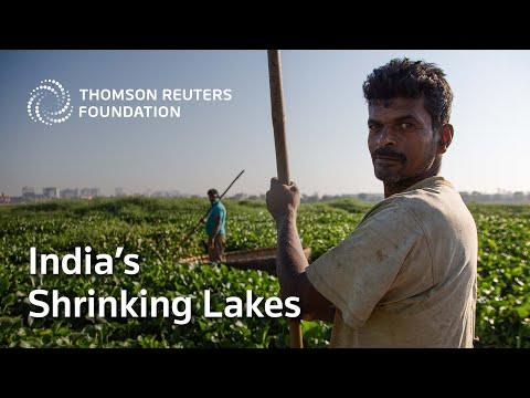 Bangalore, India: City Of Dry Lakes (360 Video)