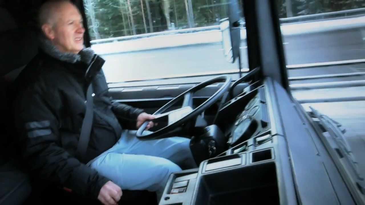 Volvo Trucks - FH16 750 vs. F16 470 - Brian's Truck Report (E02) - YouTube