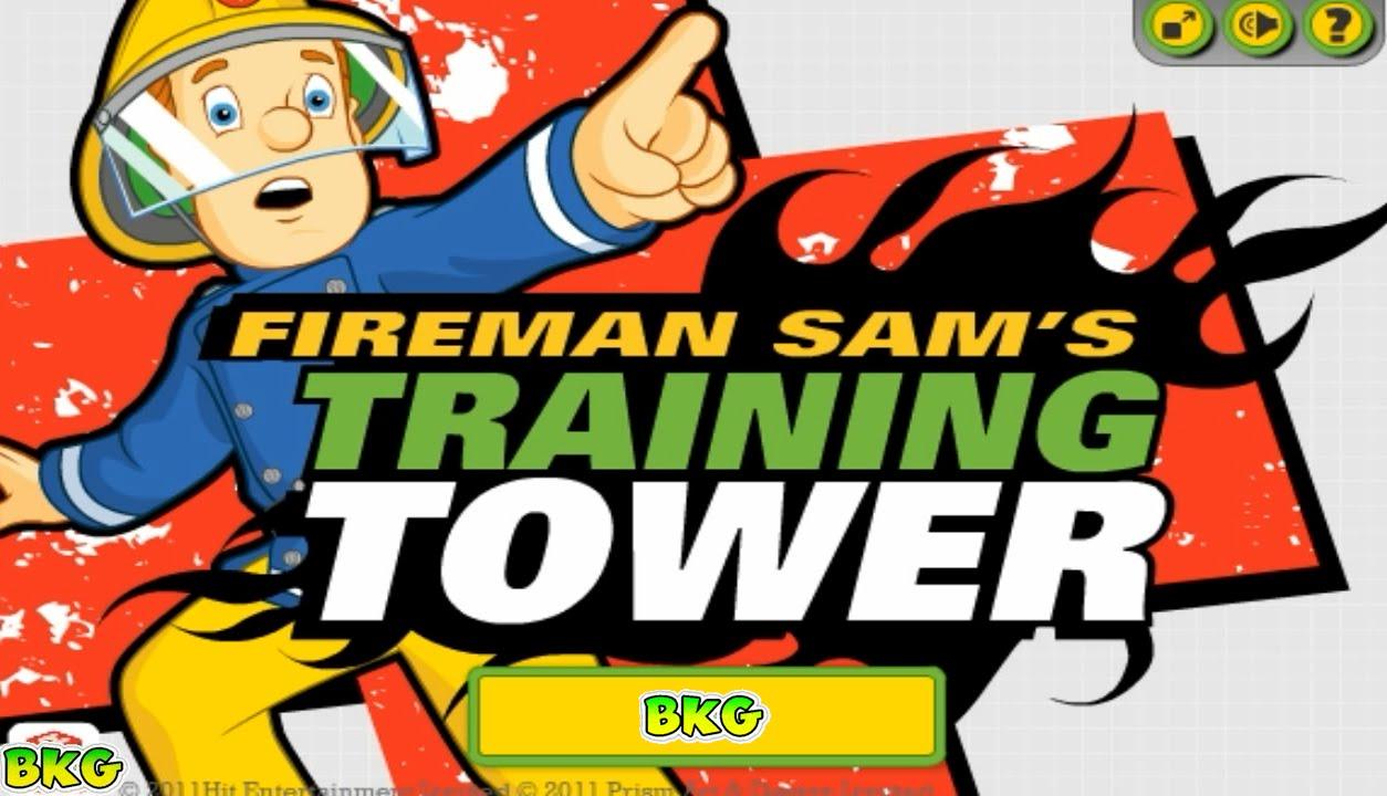 Fireman Sam's Training Tower