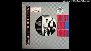 Pet Shop Boys - West End Girls (Dub Version) SLOWED DOWN