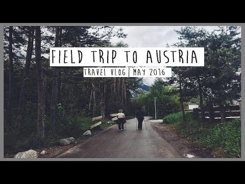 Field Trip to Austria   Travel Vlog