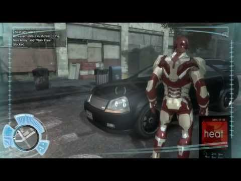 GTA IV - Iron Man 4 Mod and Cheats [PC] Travel Video