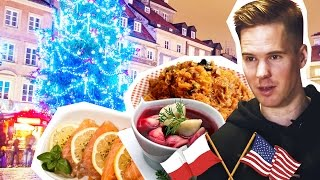 American Makes Polish Christmas Dinner [Kult America]
