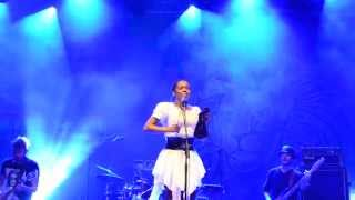 Lauryn Hill To Zion @ Rototom Sunsplash 2014
