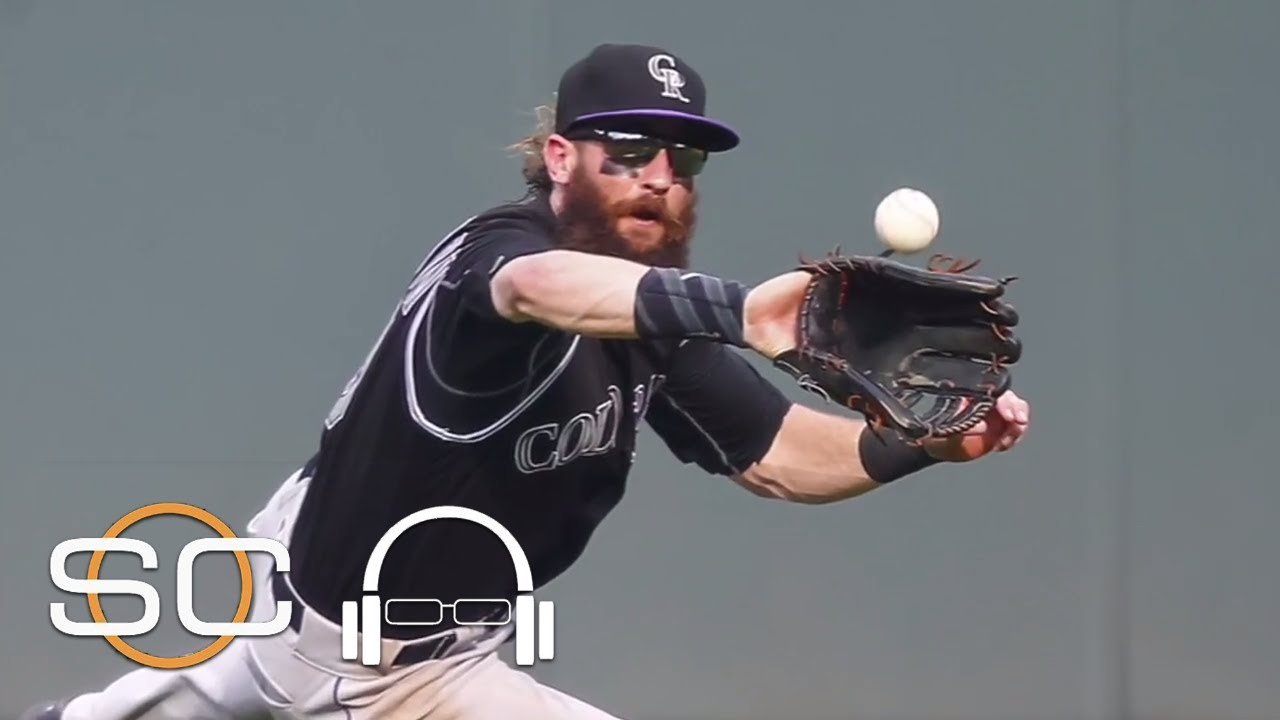 Charlie Blackmon On Rockies Chances This Season Sc With Svp June 9 2017
