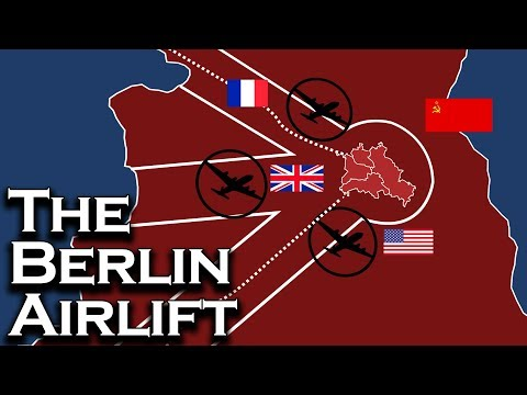 The Problems with the Berlin Airlift