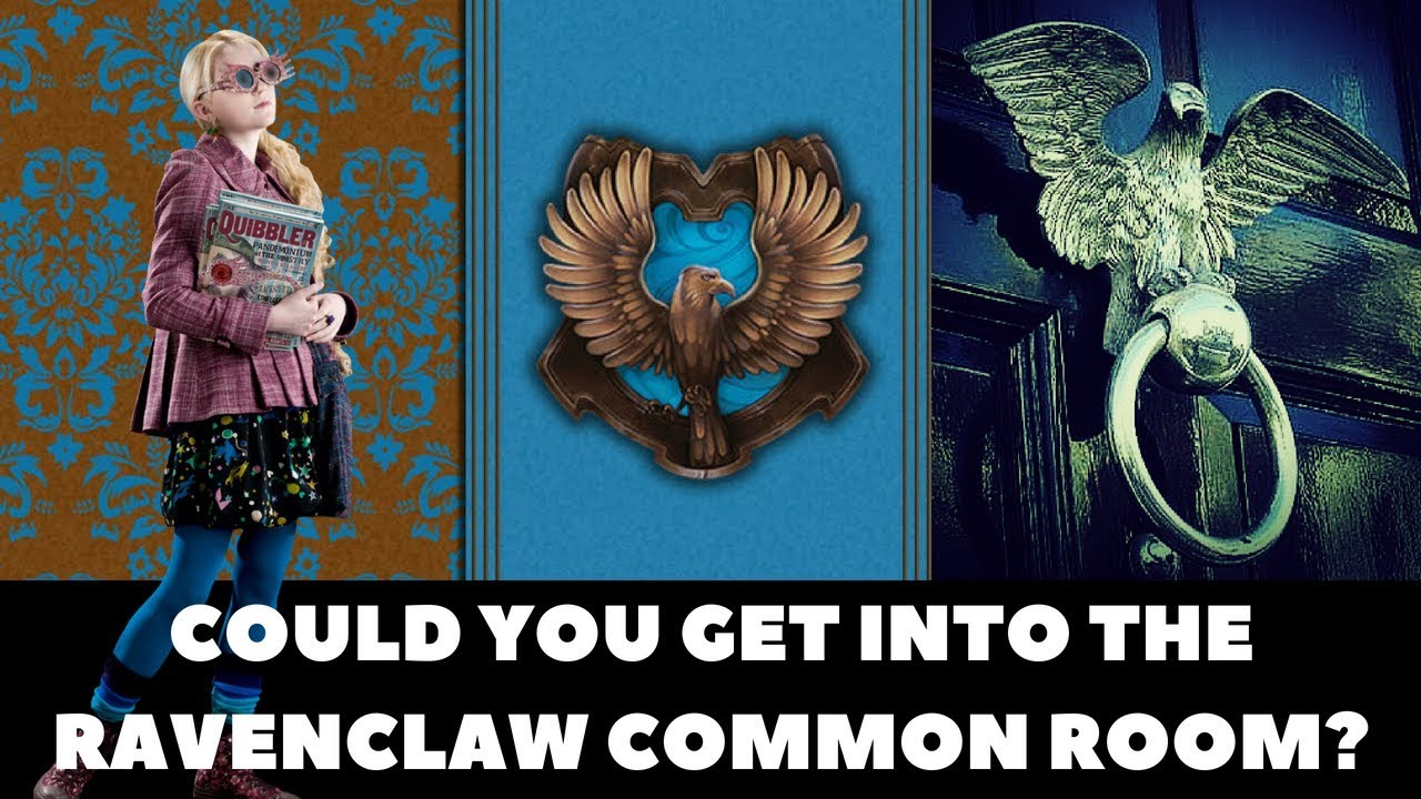 It Room: Could You Make It Into The Ravenclaw Common Room?
