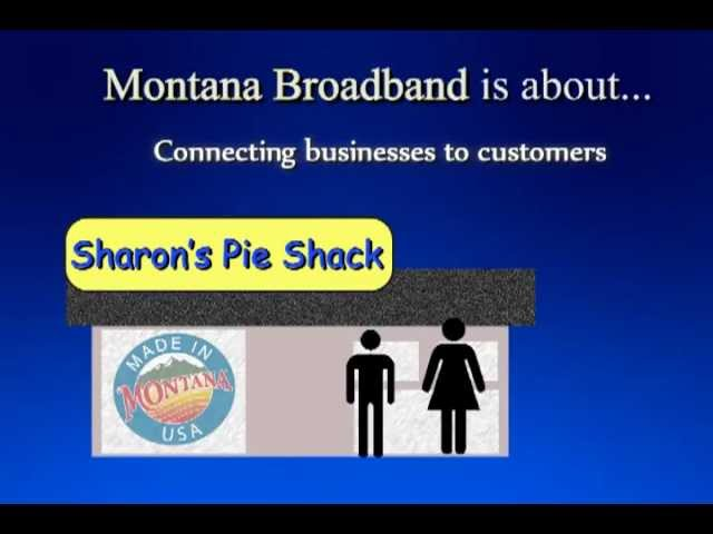 What is Broadband? A video short by Montana Broadband Program (Part I)