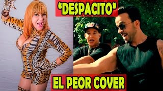 """La Tigresa del Oriente Cantando """"Despacito"""" (El Peor Cover)"""