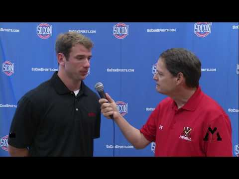 VMI Football 2016: Ryan Francis Media Day Interview