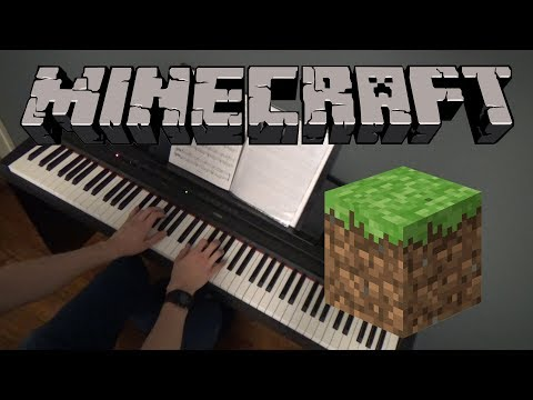 Minecraft Main Theme - Piano Cover by Torby Brand | Sheet