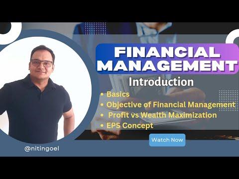 #1 Financial Management
