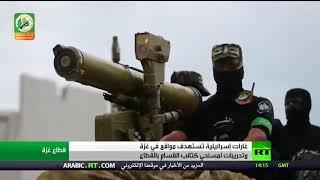 مناورات لـ 30 ألفا من مقاتلي حماس في غزة