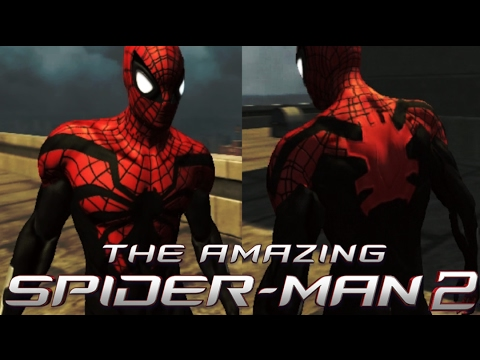 The amazing spiderman 2 v1.2.0m android gameplay.