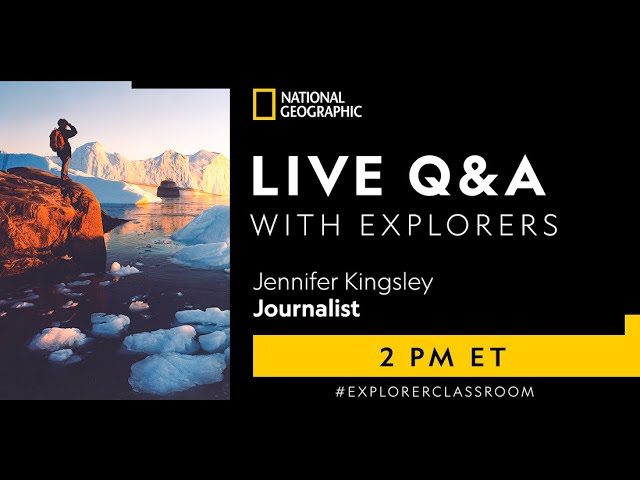 Explorer Classroom | Meet the North with Jennifer Kingsley