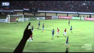 Highlight Laga Ujicoba Bali United Pusam vs Persib