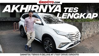 Nyobain Daihatsu Terios R Deluxe AT | Test Drive | GridOto